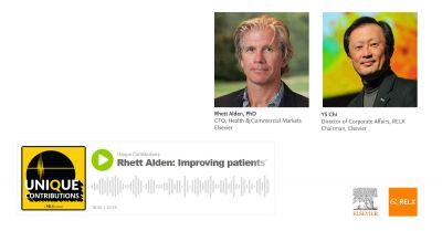 Elsevier CTO on collaborating with healthcare to improve patients' lives