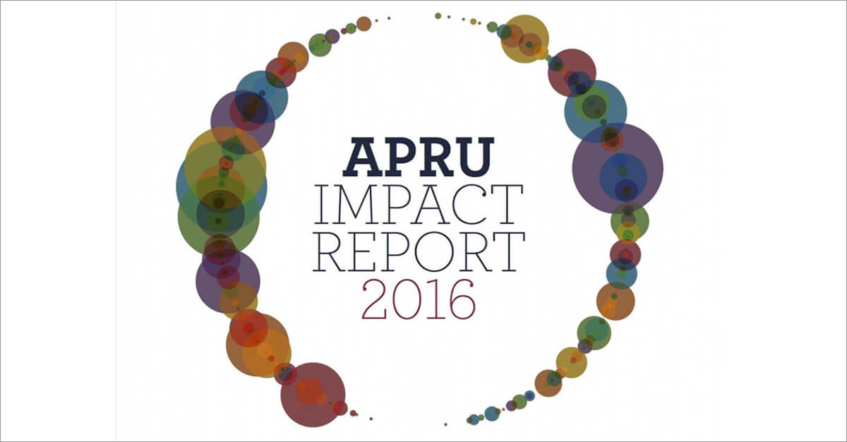 APRU-report