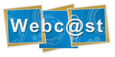 New editor webcasts cover topics ranging from impact to peer review
