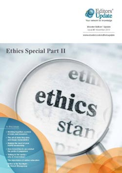 Editors' Update Ethics Special Edition