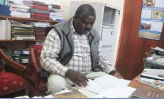 As head of the library at Bunda College of Agriculture, Geoffrey F. Salanje provides information in support of more than 20 undergraduate and postgraduate&nbsp;programs. Before 2004, when Bunda's library became&nbsp;the first in Malawi to register for access to AGORA, HINARI&nbsp;and OARE, college students