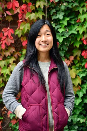 Susan Liu is the founder of the iGEM team at Montgomery High School in Skillman, New Jersey.