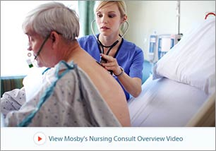 Mosby's Nursing Consult video