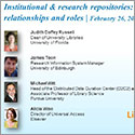 Webinar: The right repository for your research organization