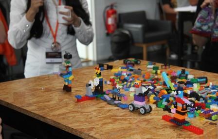 Lego Viking figures