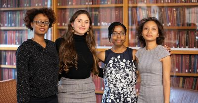 A Harvard PhD candidate is helping women of color succeed in academia