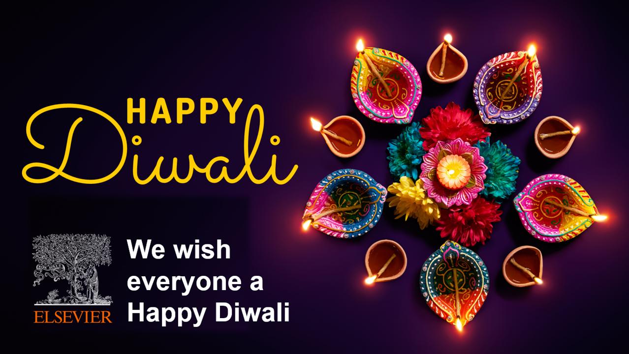 Diwali celebration at Elsevier