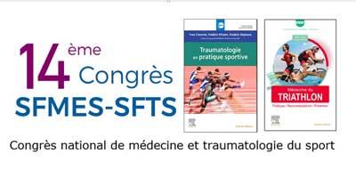 Découvrez nos nouveautés au congrès SFMES-SFTS