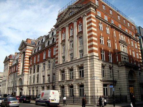 University College London (Credit: Wikimedia Commons)