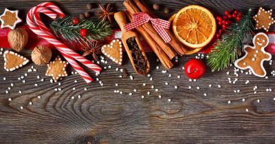Seasonal science to get in the holiday mood