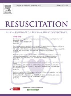 Resuscitation journal