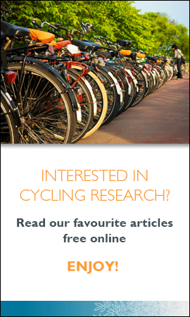 Elsevier's free cycling articles