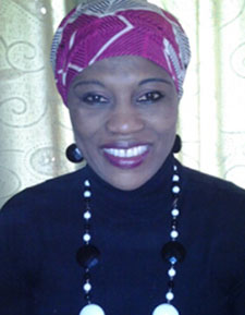 Rabia Salihu Sa'id, PhD
