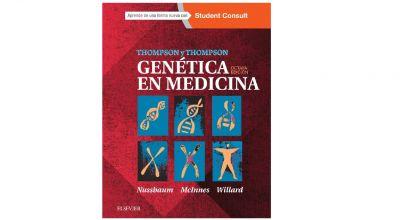 Reseña de 'Genética en Medicina. Thompson & Thompson'