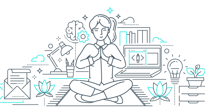 Mindfulness podcast banner