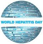 World Hepatitis Day logo