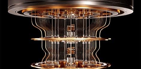 Image for Quantum computer