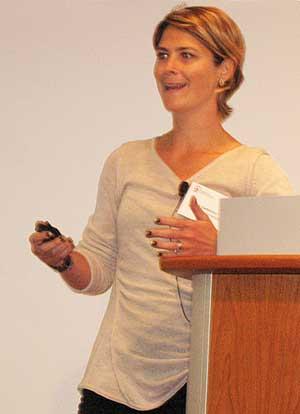 Jeanne Garbarino, PhD (Photo by Marilynn Larkin)
