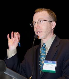 David Baron is Health & Science Editor for Public Radio International. (Photo by Alison Bert)