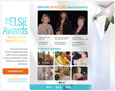Elsie website