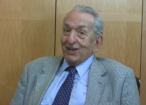 George Olah, PhD, received the Nobel Prize in Chemistry in 1994.