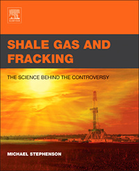 Shale Gas and Fracking cover