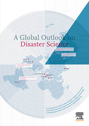 Elsevier's disaster science report will be available on November 20.