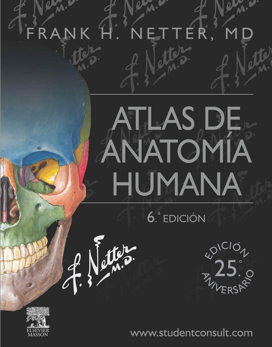 El nuevo Atlas de Anatomía humana de Netter