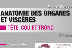 L'œil dans l'ouvrage de Michel Dufour : Anatomie des organes et viscères