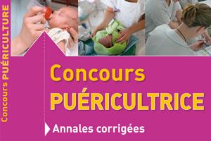 QROC pour le Concours puéricultrice (sujet Grenoble 2015)