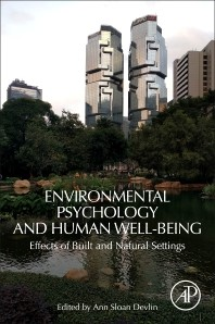 Environmental Psychology cover