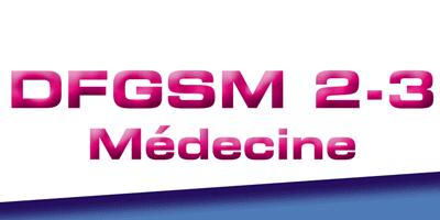 DFGSM 2-3 Médecine : la collection complète