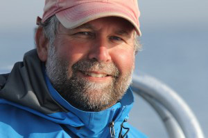 Prof. David Johnston, PhD, of the Duke University Marine Lab