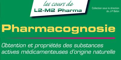 Les cours de L2-M2 Pharma : Pharmacognosie