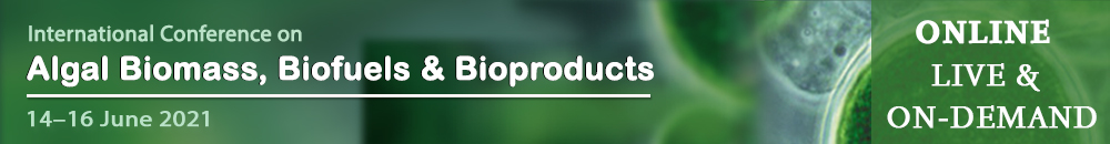 International Conference on Algal Biomass Biofuels and Bioproducts