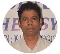 Dr. Pranab Patra portrait image
