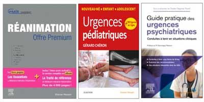 Anesthésie, réanimation, médecine d'urgence : conseils de lecture