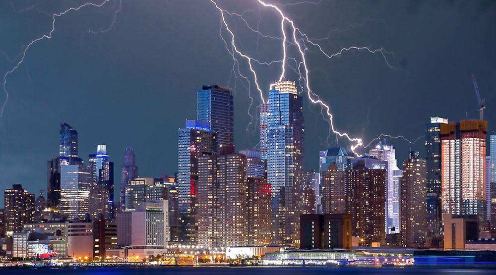Storms and power outages are among the many incidents a business continuity program is designed to handle. (Photo: kpgolfpro, Public Domain via Pixabay)