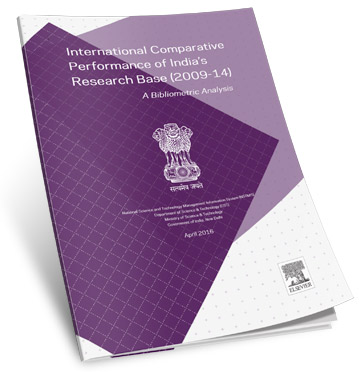 International Comparative Performance of India's Research Base Report