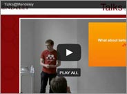 Video: Talks@Mendeley — 'Nobody Knows a Damn Thing'