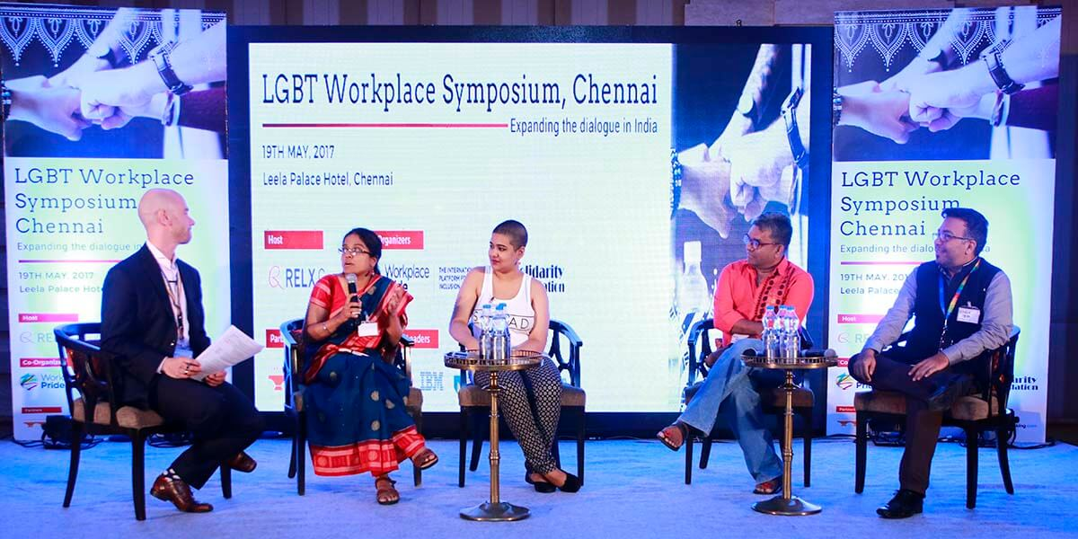 Symposium spotlights LGBT workplace inclusion in India