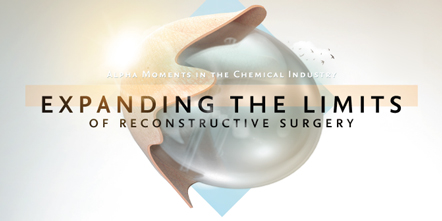 Alpha Moments in Industry – Expanding the limits of reconstructive surgery