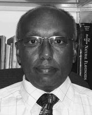 Professor Berhanu Abegaz,Executive Director of the African Academy of Sciences