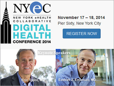 New York eHealth Collaborative's Digital Health Conference 2014