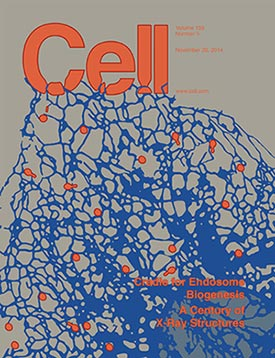 Cell Press cover