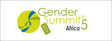 Gender Summit Africa logo
