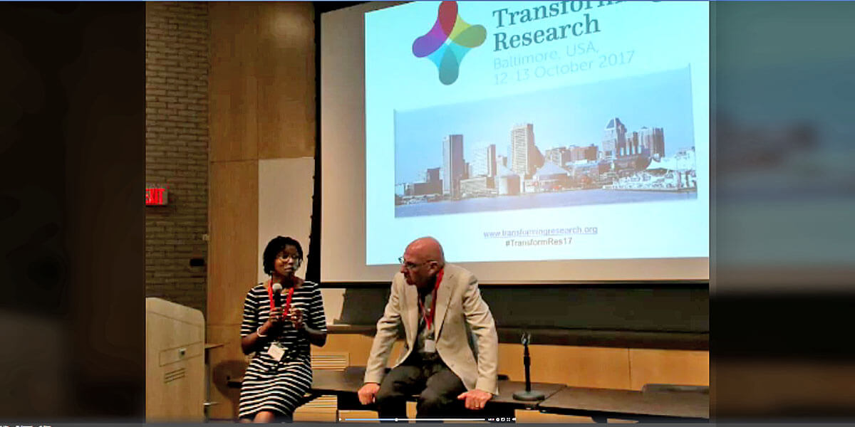 "How is research assessment changing? Watch video highlights from ""Transforming Research"" conference"