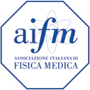 Logo of the associated society or organization at http://www.fisicamedica.org