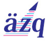 Logo of the associated society or organization at http://www.aezq.de