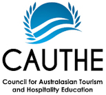 The Council for Australasian Tourism and Hospitality Education (CAUTHE)